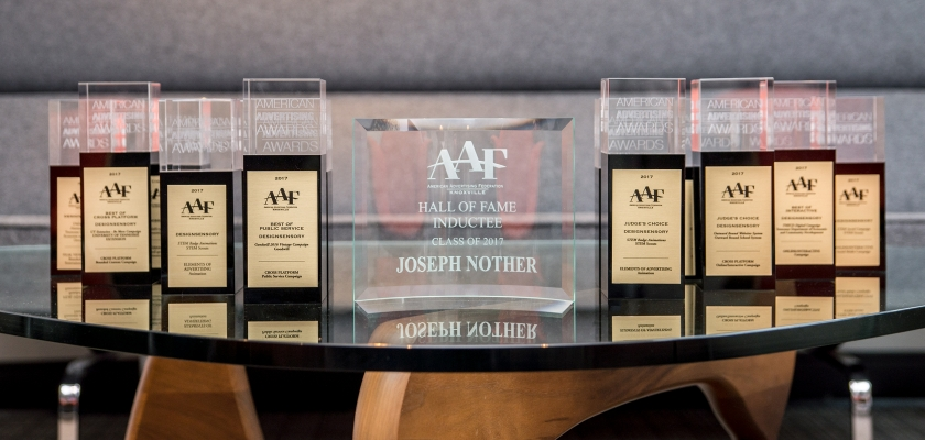 A Hall of Fame Year at the 2017 American Advertising Awards