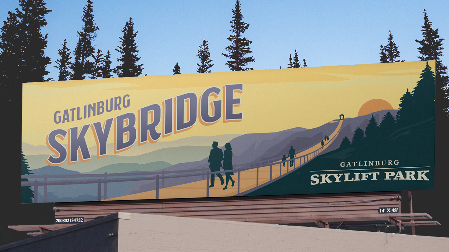 skybridge billboard