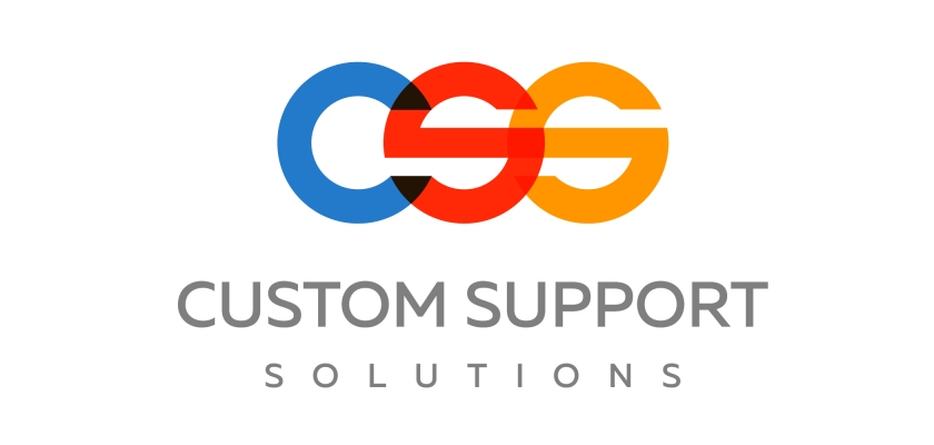 Custom Support Solutions: Visual Identity