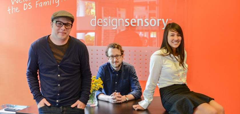 Designsensory Welcomes New Team Members