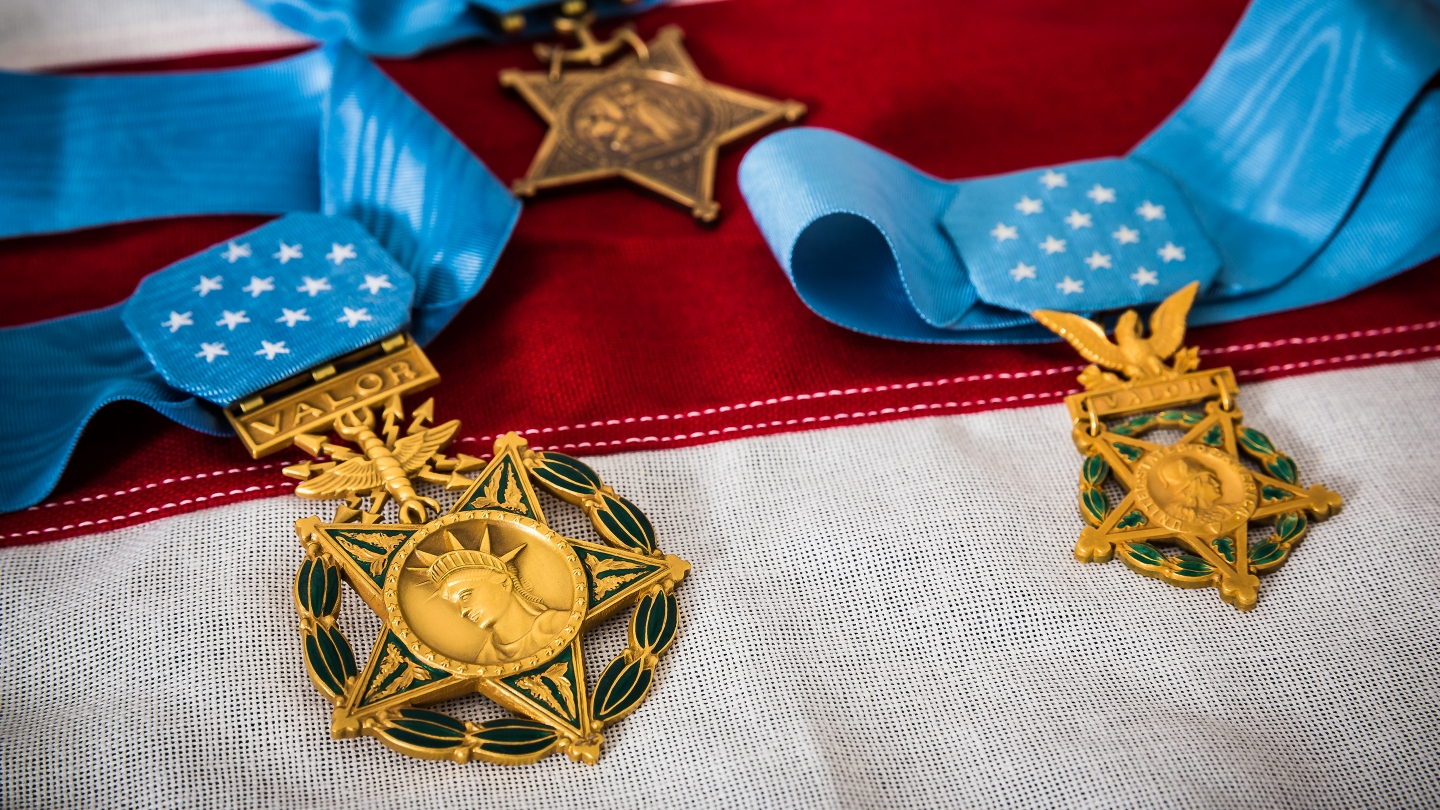 Official Medal Photography