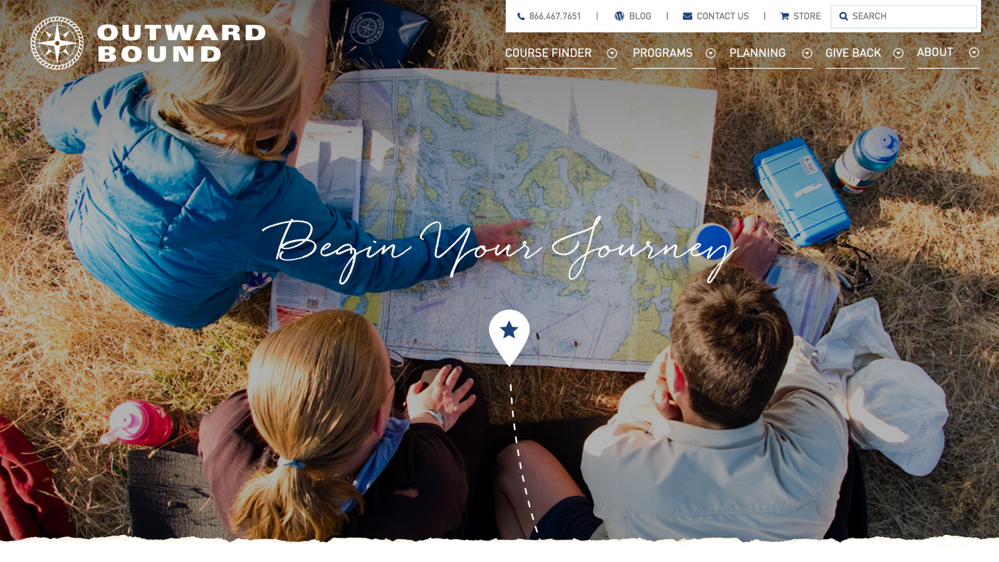 Outward Bound National Website Main 1