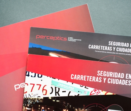 Perceptics Corporate Collateral