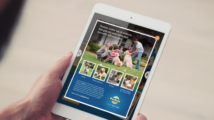 PetSafe Integrated National Campaign