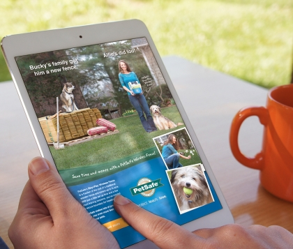 PetSafe Consumer Website