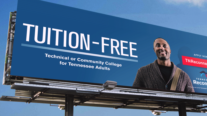 TN Reconnect Billboard