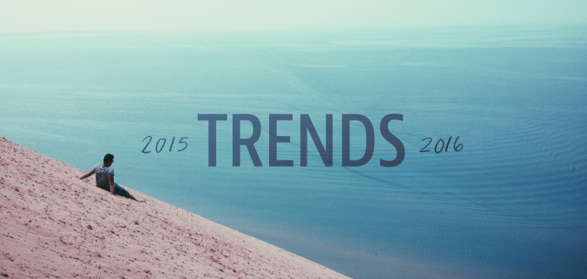 6 Marketing Trends To Watch For 2016