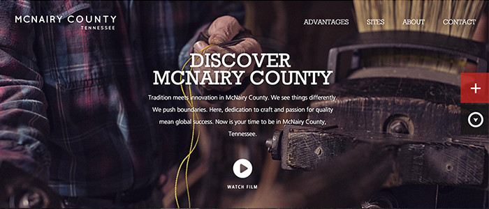 TN County Program Branding & Websites