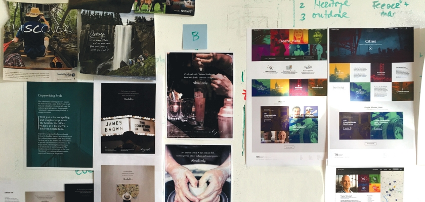 Mood Boarding: What it is and How it Helps Build Design Concepts