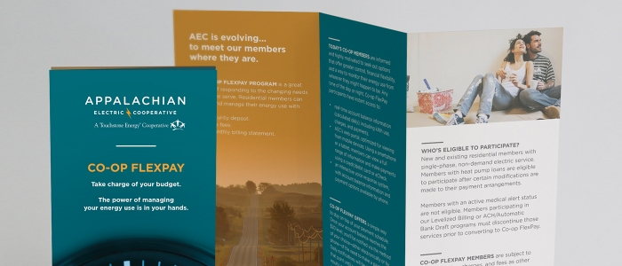 AEC Brochure and Billboard