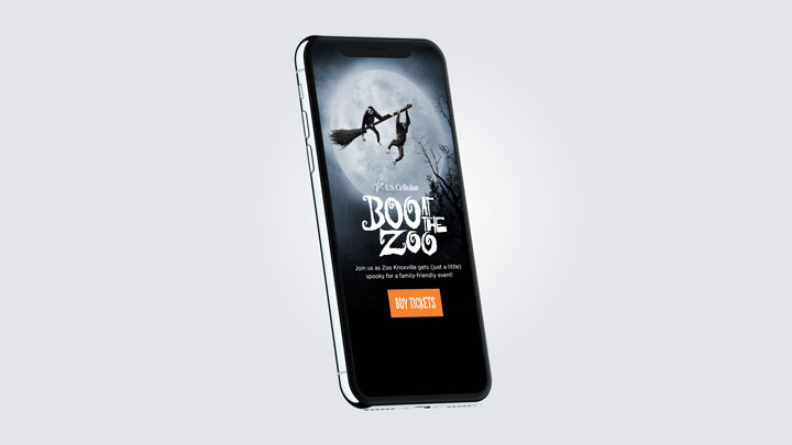 Boo at the Zoo Mobile Site