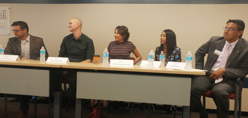 Designsensory's Josh Loebner Speaks at University of Tennessee Diversity in the Workplace Panel
