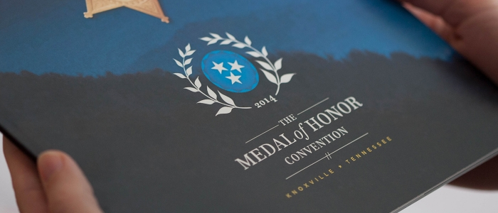 Medal of Honor Convention Brand Identity and Host City Proposal