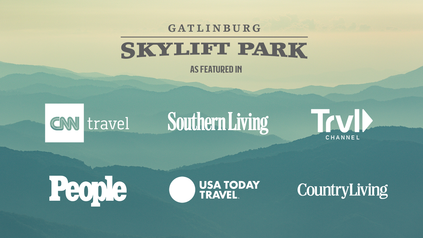 Just a few logos of companies that featured SkyLift Park