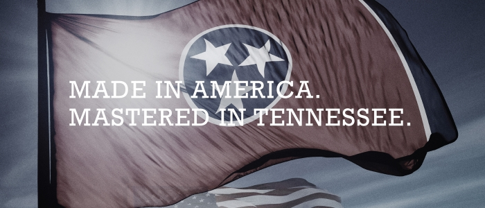 Mastered in Tennessee Campaign