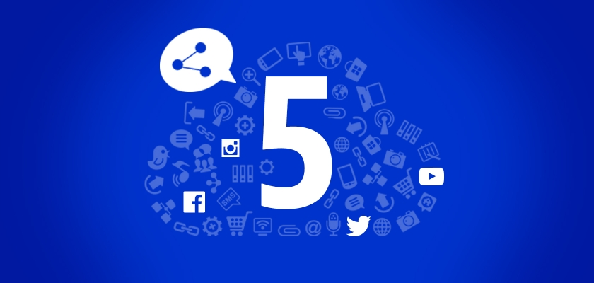 5 Things You Must do on Social Media